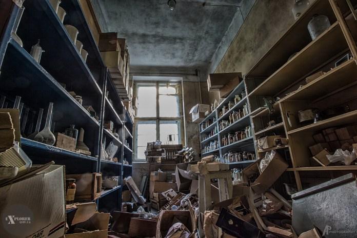 Хімічна лабораторія
