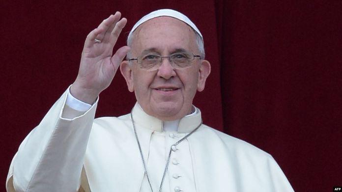 Святіший Вселенський Архиєрей Папа Франциск