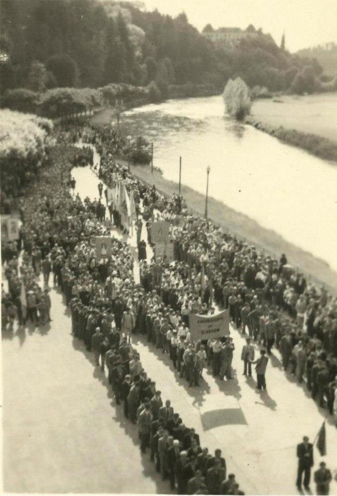 Похорон Степана Бандери