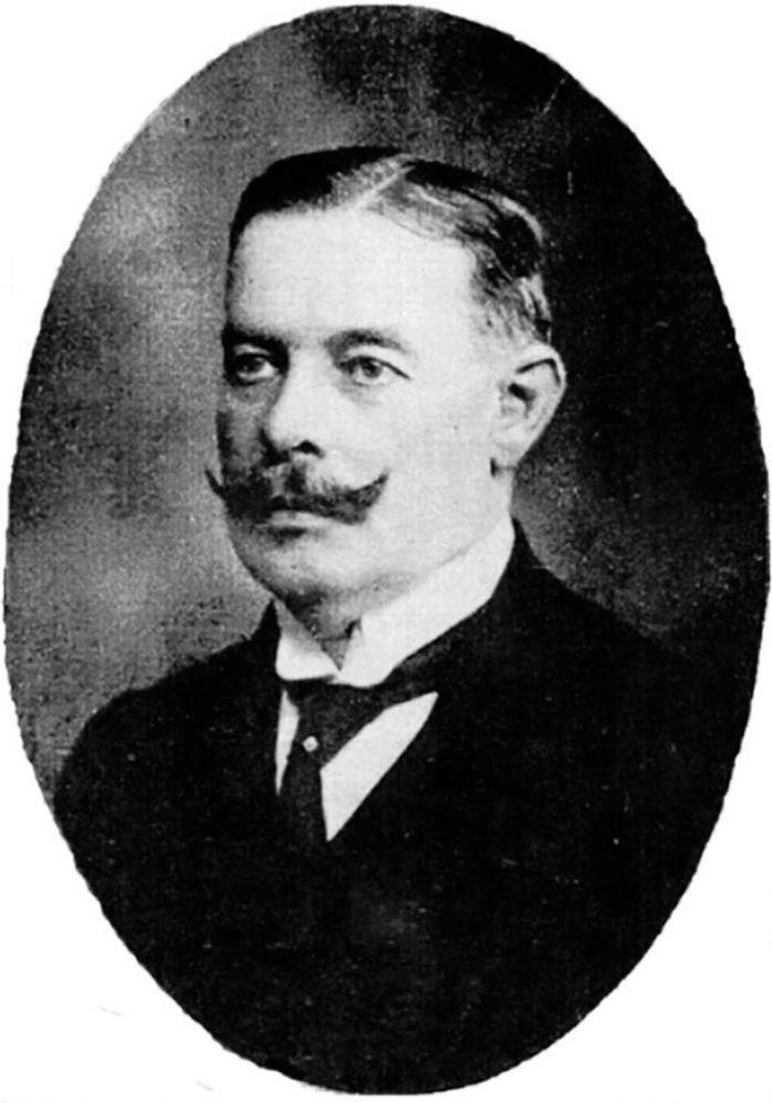 Валер'ян Кроненберг, автор проекту парку в Острожці