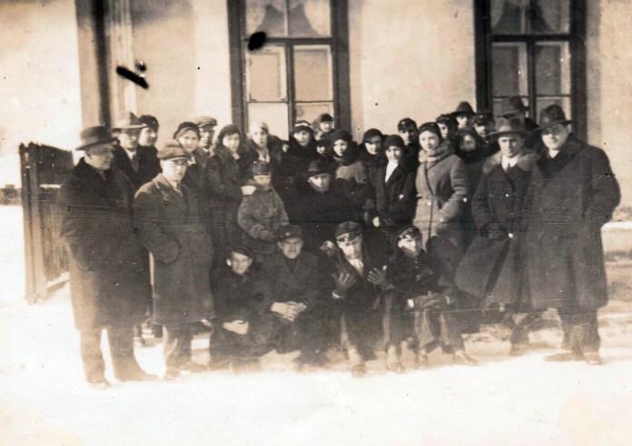 Церковний хор, 1932 р.