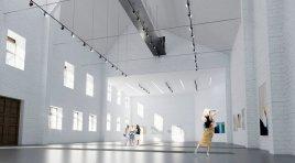 Візуалізація проекту Арт Центр Фабрика Повидла. Фото Facebook-сторінка Jam Factory Art Center