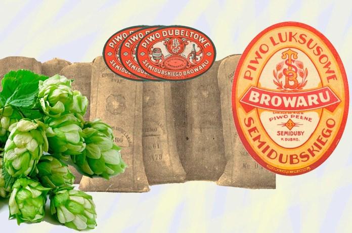 Як на Волині варили пиво, або унікальний хміль з Дубно