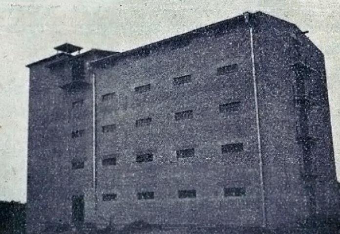 Будівля для сушки хмелю, Волинь