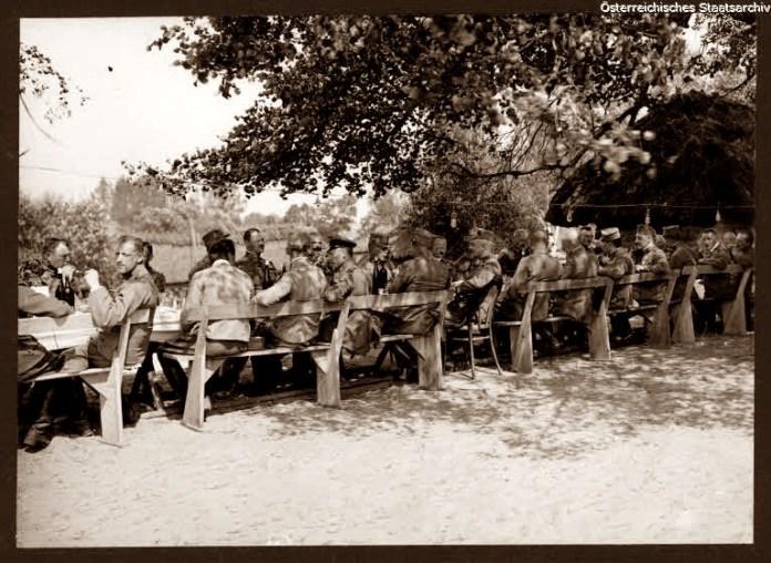 с. Берлин на Львівщині 100 років тому