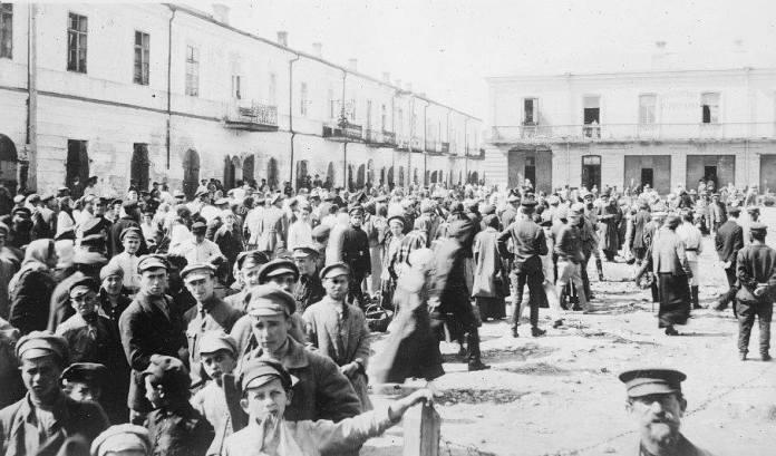 Дубно, 1919