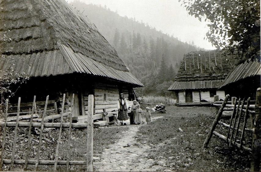 Село Головецько, 1915 р.