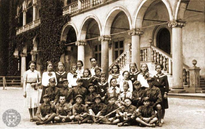Діти з Янової Долини на екскурсії в Кракові