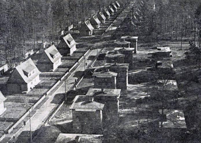 Янова Долина, міжвоєнний період