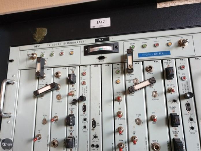 Це такий от складний декодер звуку був на телебаченні