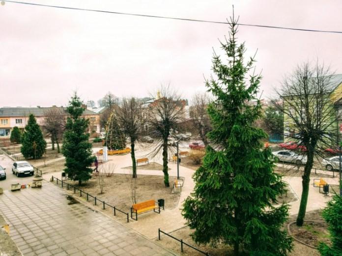 Парк короля Данила у Судовій Вишні