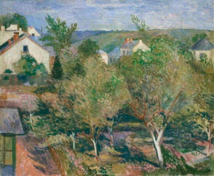 Роман Сельський, «Околиці Кракова», 1938