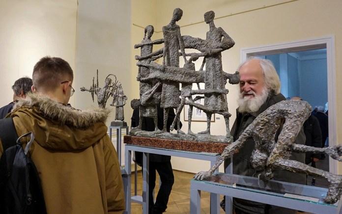 Відкриття виставки «Контексти» Ярослава Юзьківа та Ореста Гнатіва