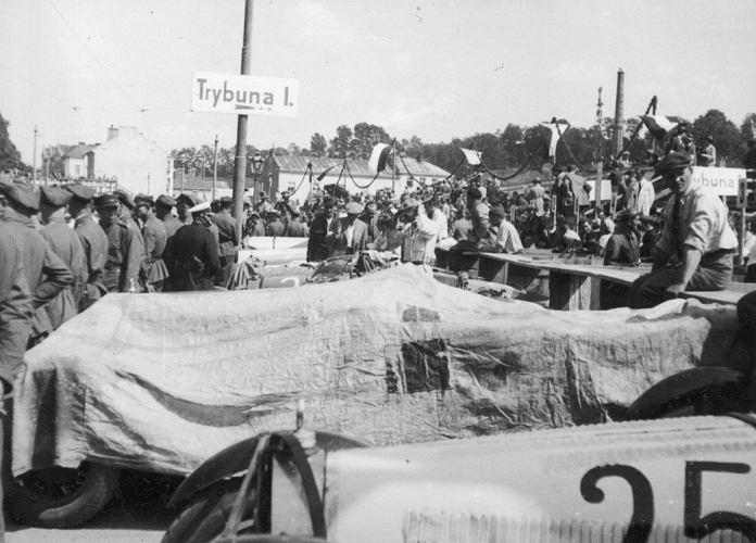 Автоперегони Leopolis Grand Prix, фото 1930 року