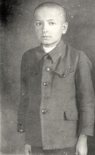Карло Звіринський, близько 1937 року