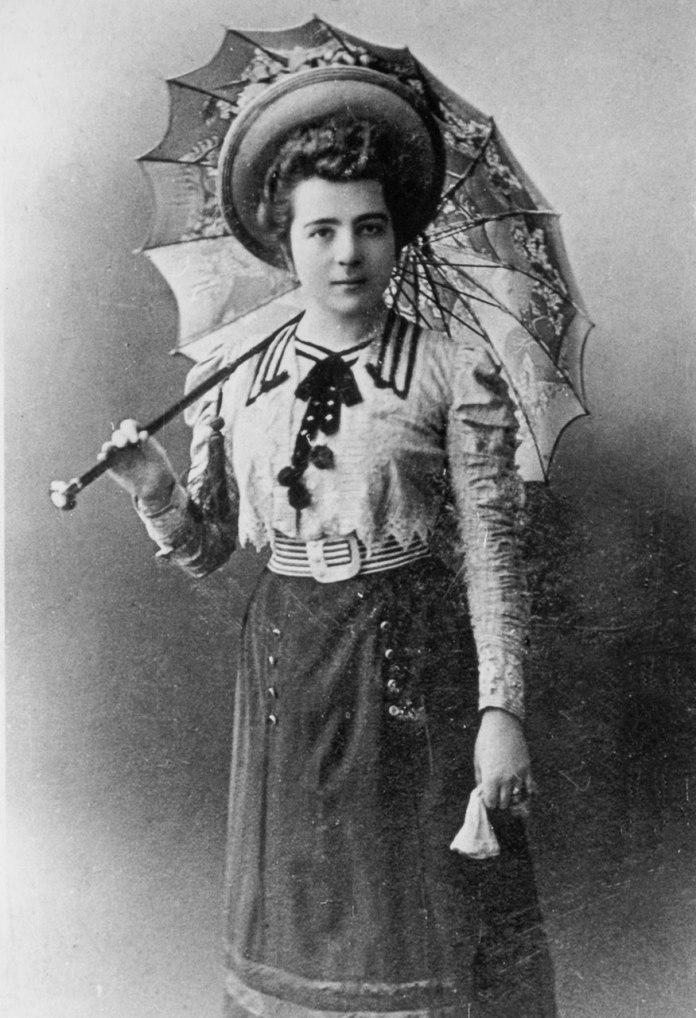 Олена Людкевич-Кашубинська (1881-1971)