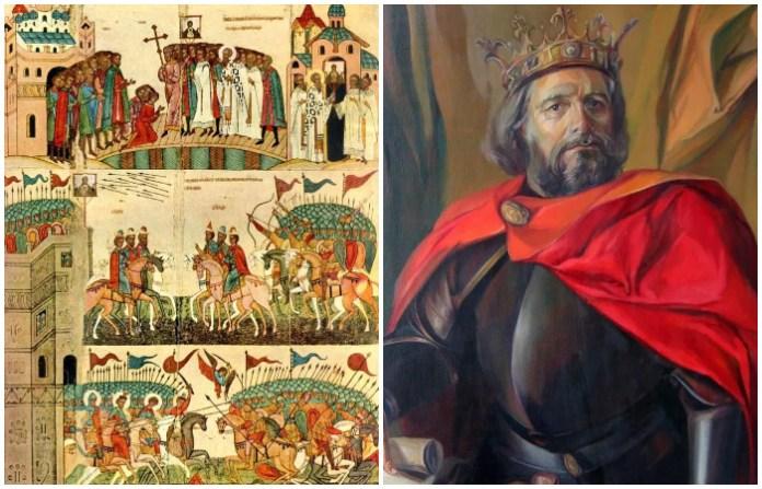 До 850-річчя перемоги князя Романа Мстиславовича над військом Андрія Боголюбського під Новгородом
