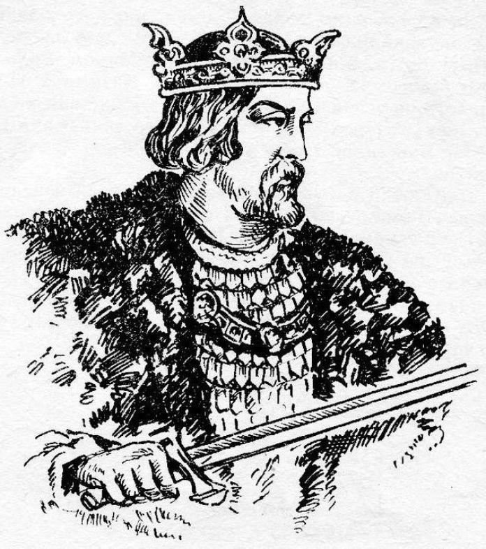 Великий князь Роман Мстиславович