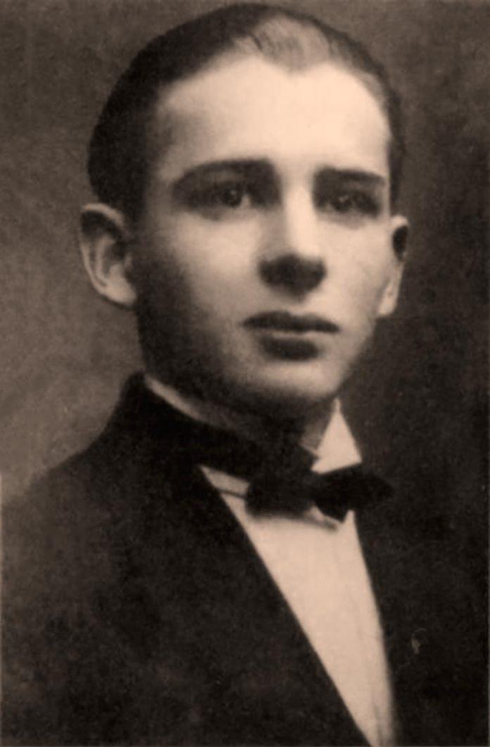 Богдан-Ігор Антонич, 1928