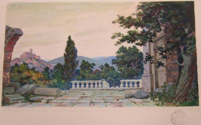 Декорації Олександра Климка до музичних імпрез у США.