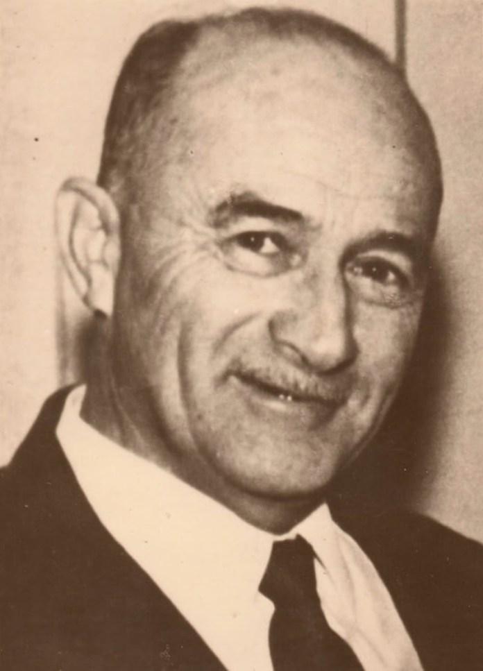 Чоловік Ірини Бучковської Ісаак Грінберг