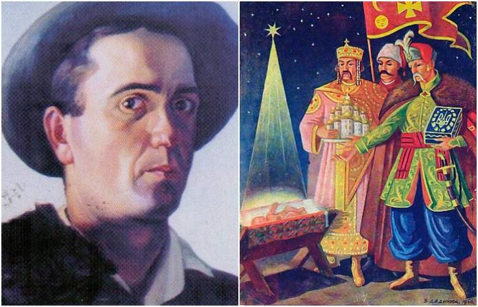 Василь Дядинюк, або солдат, митець та педагог