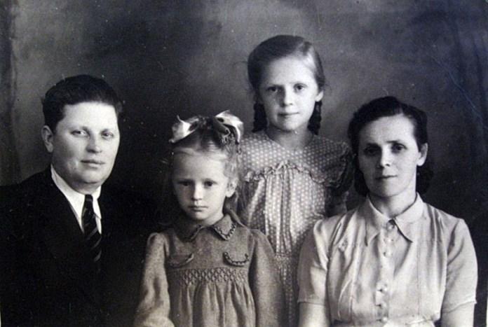 Сім'я Романюків