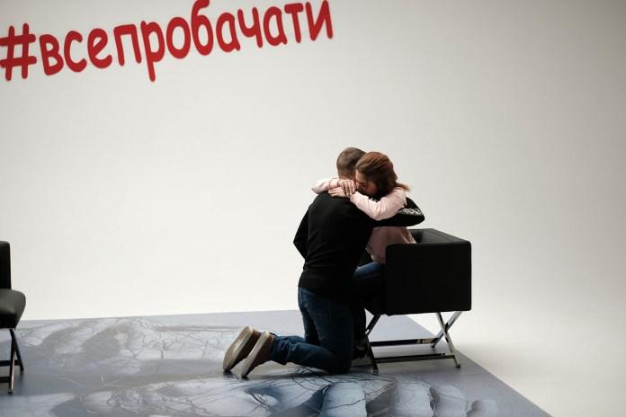 Зйомки кліпу проекту #всепробачати