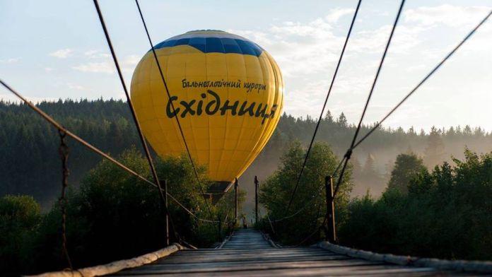 У Східниці проведуть Фестиваль повітряних куль