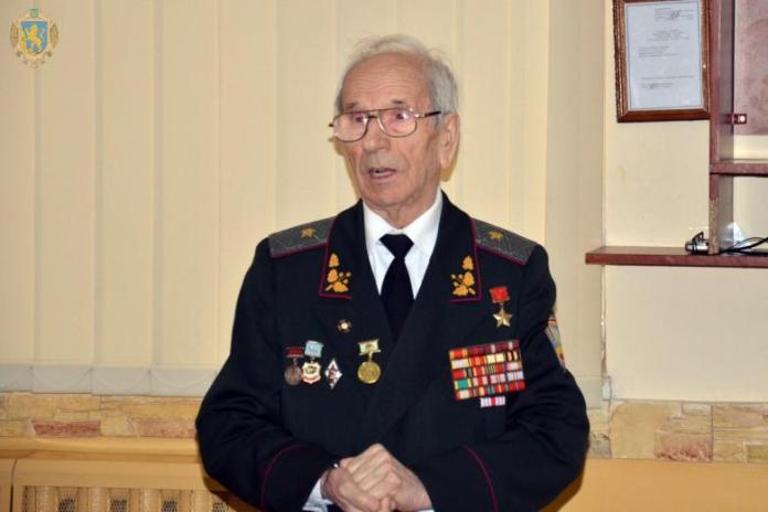 Генерал-майор юстиції Іван Каліберда