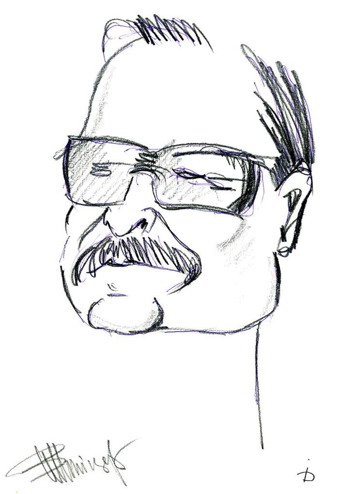 Василь Шпіцер - перший міський голова.
