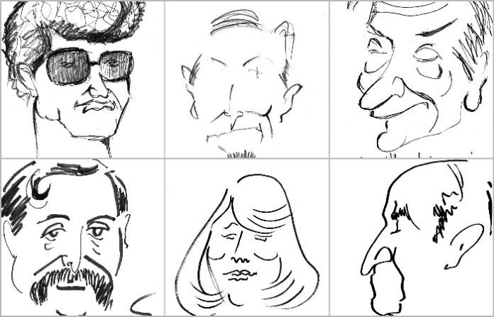 Четвертий тур карикатур, або травень па-па