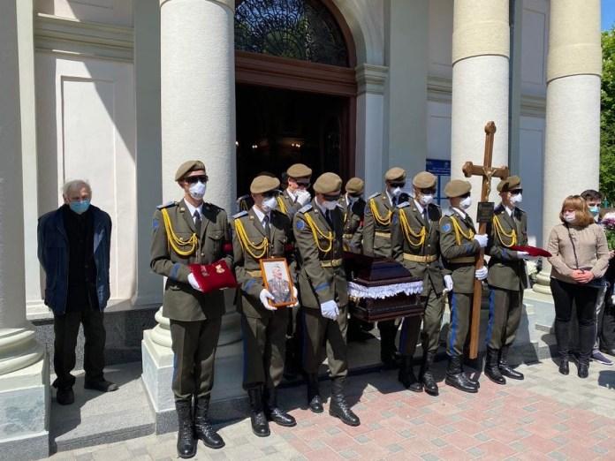 Похорон Олеся Гуменюка