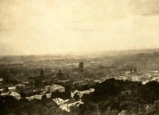 Панорама Львова, 1915 р.