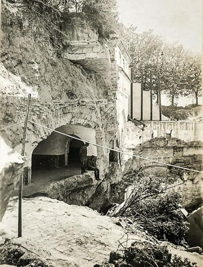 Тараканівський форт, 1916 р.