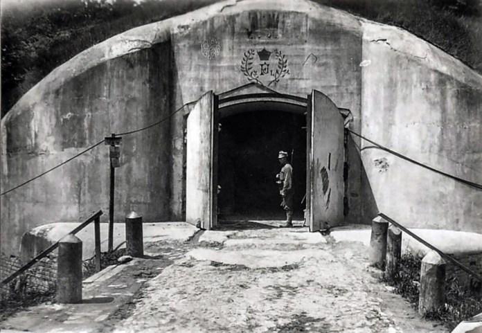 Вхід у цитадель. Перша світова. 1915 рік