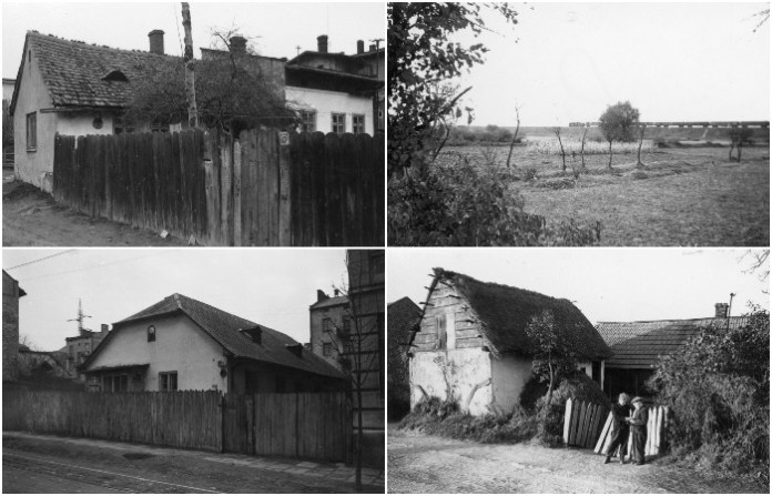 Кривчиці і Личаків 1960 року року в об'єктиві Юліана Дороша