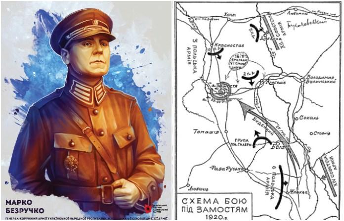 Розгром кінармії Будьонного під Львовом і Замостям у 1920 році