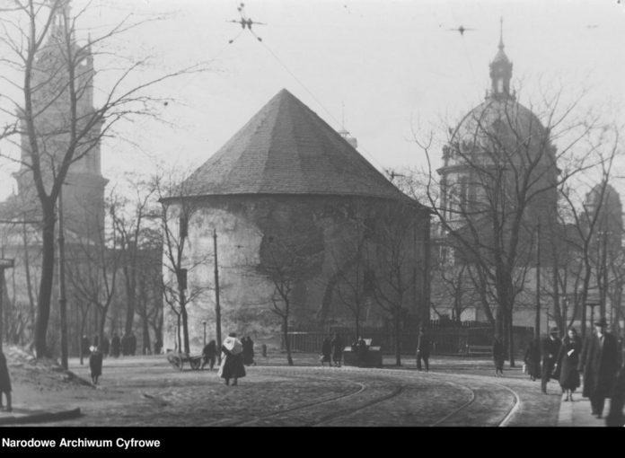 Порохова вежа, 1930 рр.