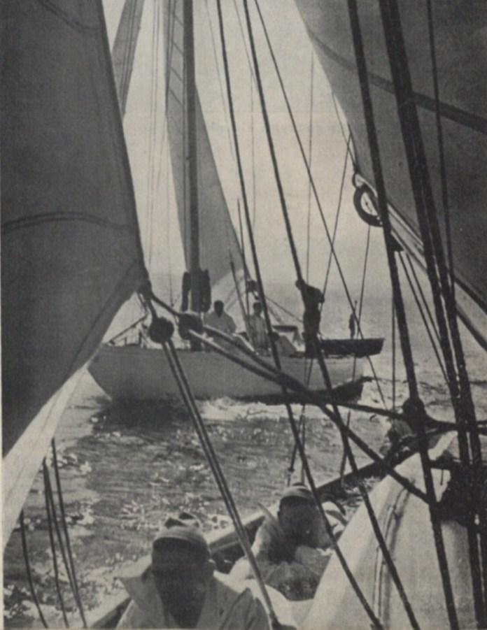 Зустріч із морем яхти «Кшиштоф Арцишевський».