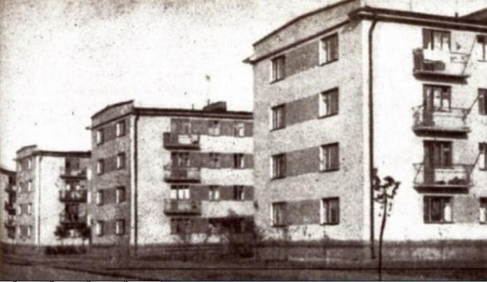 Вулиця Лінійна в Львові