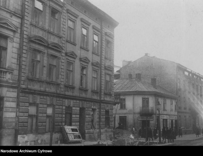 Вулиця Зіморовича (сучасна Джохара Дудаєва), 1930-ті рр.