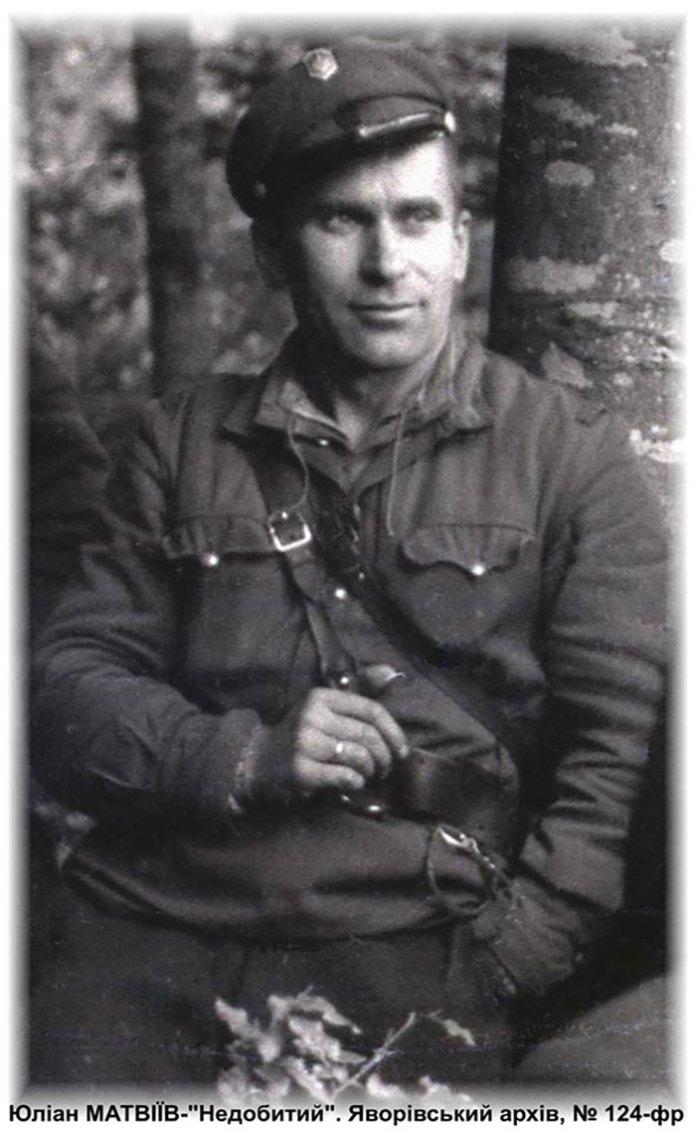 Юліан-Микола Миколайович Матвіїв