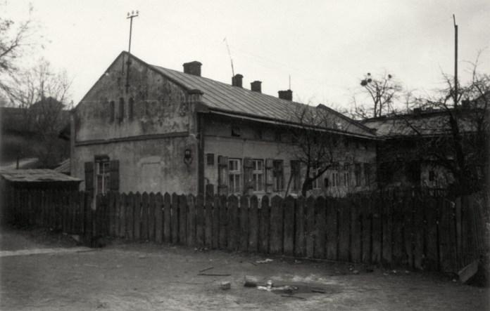 Львів, Личаків, квітень 1960 року. Світлина Юліана Дороша
