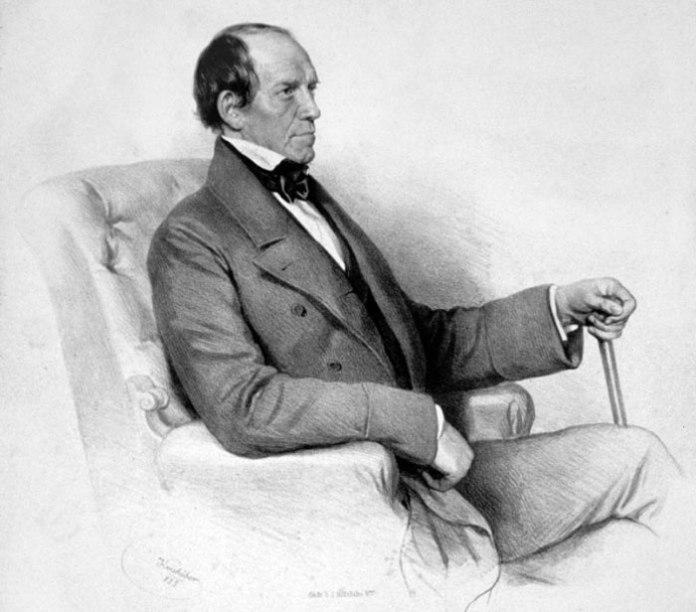 Франц Ксаверій Ріпль – автор першого проекту парової залізниці через всю територію Австрійської імперії – від Адріатики до Галичини