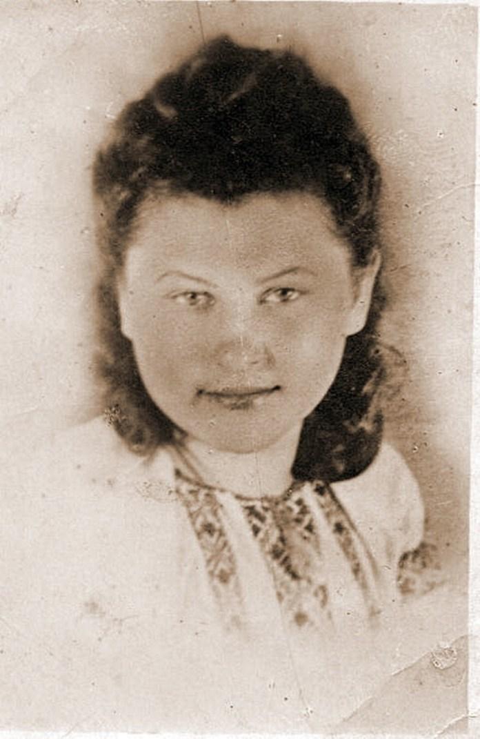 Віра Дзівак, 1949 рік