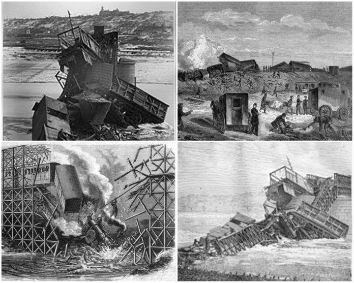 Перші залізниці і перші залізничні катастрофи в Україні