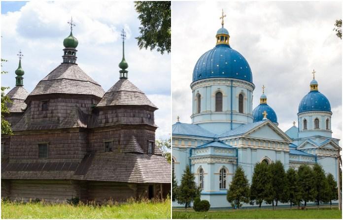 10 фактів про дві церкви архистратига Михаїла в Комарно