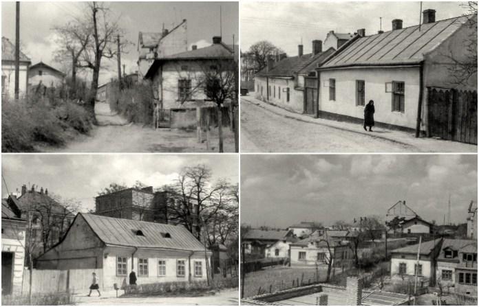 8 невідомих світлин Личакова 1960 року роботи Юліана Дороша