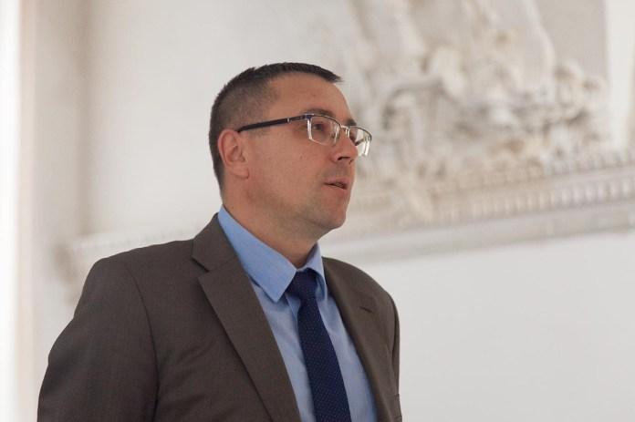 Директор Львівського музею історії релігії Орест Малиць